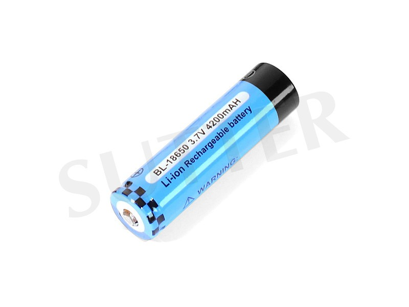 SUTTER® Li-Ion Battery 9800mAh 3,7V for our lamps and more
