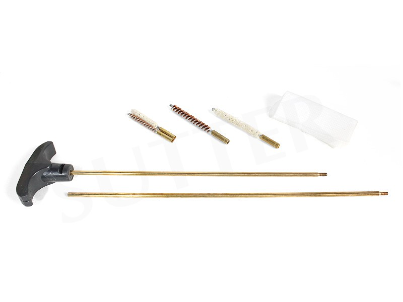 7-piece Gun Cleaning Set for .177/4.5mm and .22/5.5mm calibres