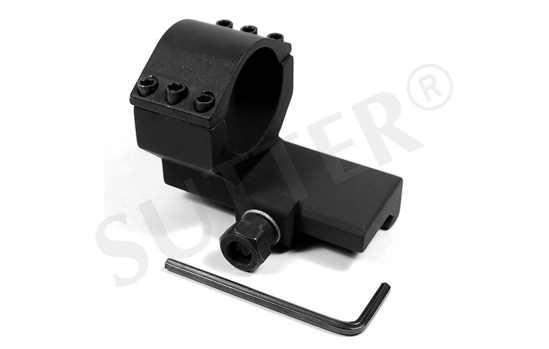 Adapter Mount KDM007 for 19-21 mm Weaver- and Picatinny rail