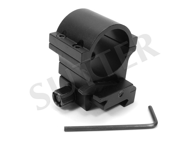 Quick release mount d=30mm for 19-22mm Strong l40