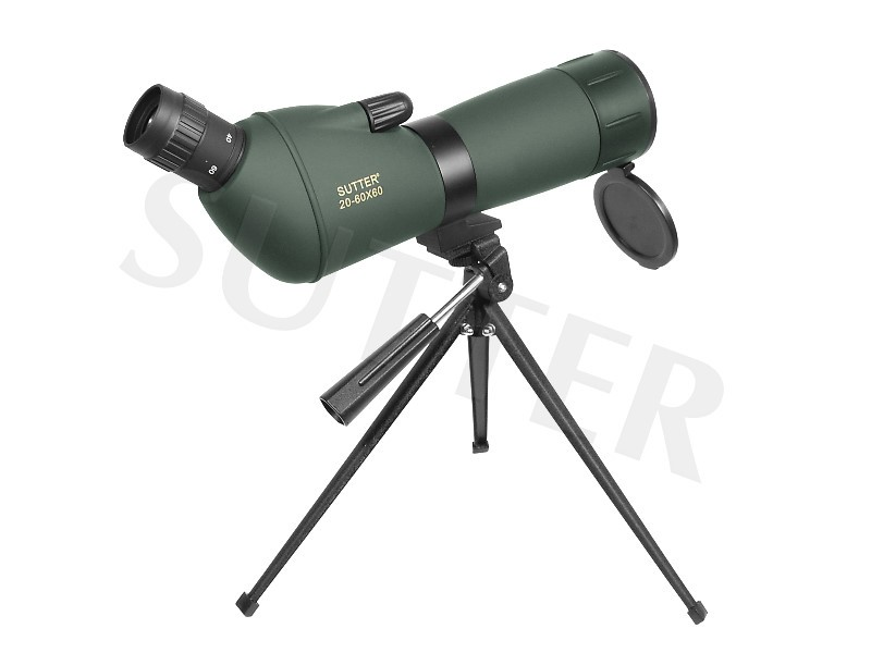 SUTTER® Spotting Scope 20-60x60 Green