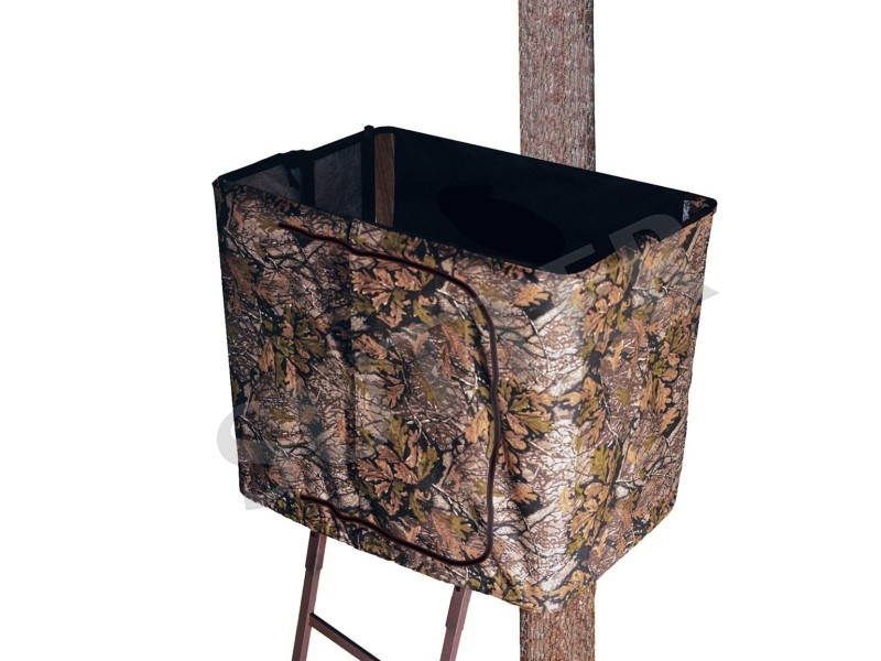 Camouflage Curtain Blind - For 2-Man Ladder Stands and all others
