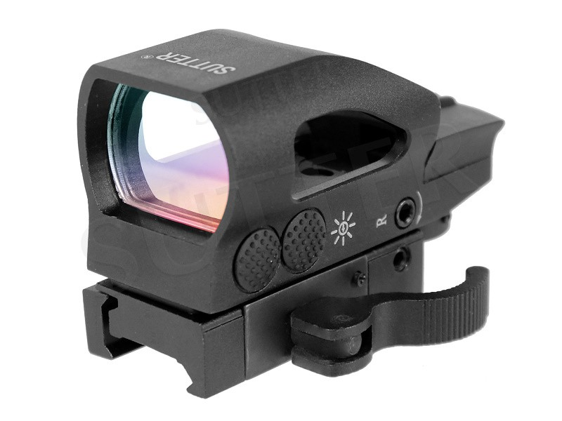 Multi Dot Sight T8 (red/green) - Quick Release