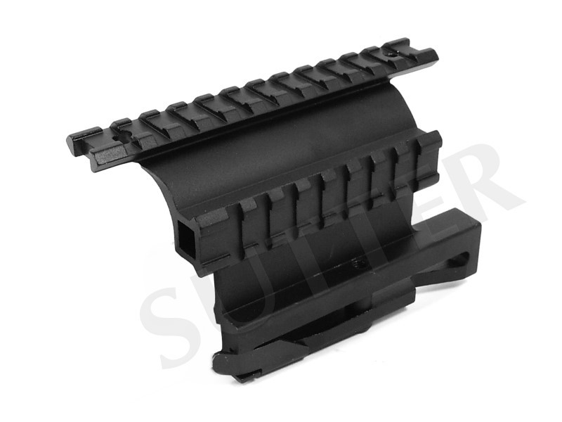 Side Mount with 21mm Rails