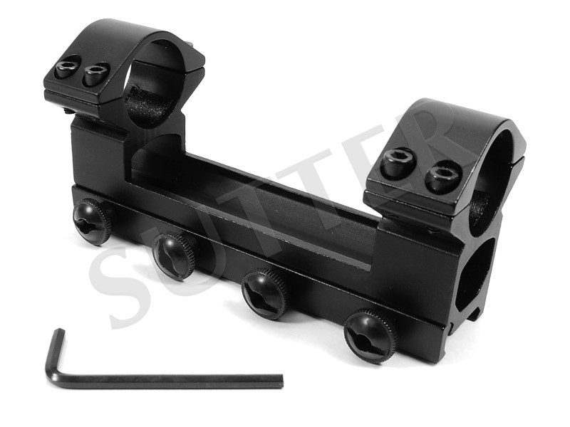 Ring Mounts WA 25,4 / 55 / 120 for 19-21mm Weaver- and Picatinny rail