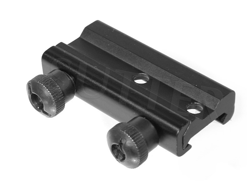 Adapter Rail for RedDot Sight 4x32 - Suitable for 11mm or 19mm rails