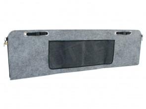 PKW Waffentasche aus Filz - Abschließbare Gewehrtasche