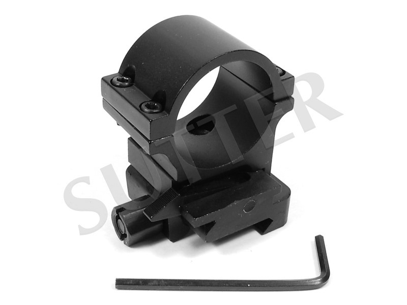 Quick release mount d=30mm for 19-22mm Strong l34