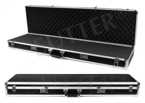 Aluminium Rifle Case 120x37x14cm TOP