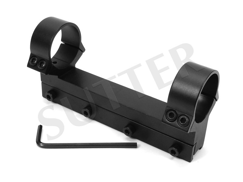 Ring mount MS 30 / 60 / 120 for 11mm prism rail