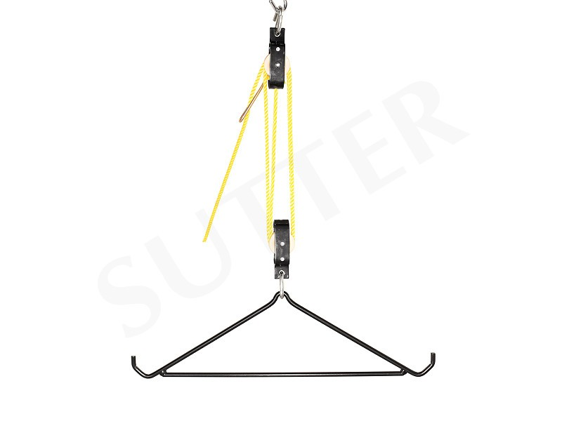 Gibbet with Tackle and Break - Wear Strength: 250 kg