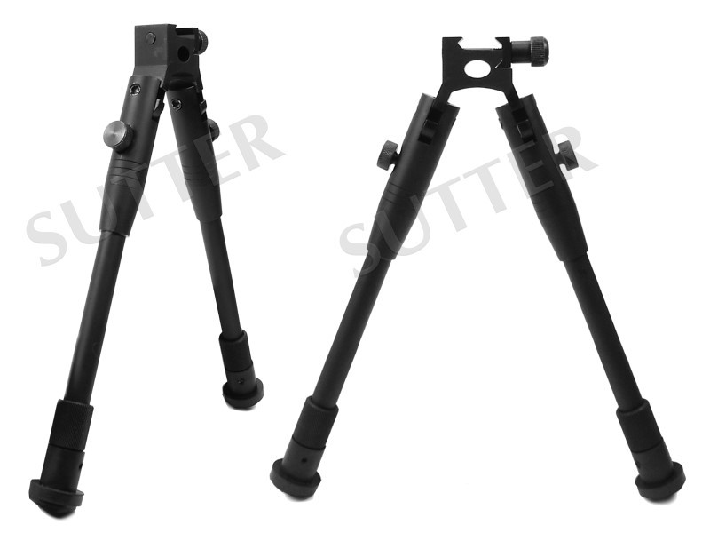Universal Barrel Mounting Bipod for 19-22mm rails Height: 28-36,5 cm